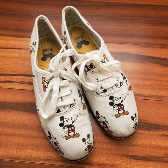 Keds Shoes   Mickey Mouse Keds Womens